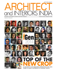 architect & interiors India May 14