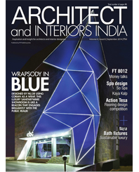 architect & interiors India September 14