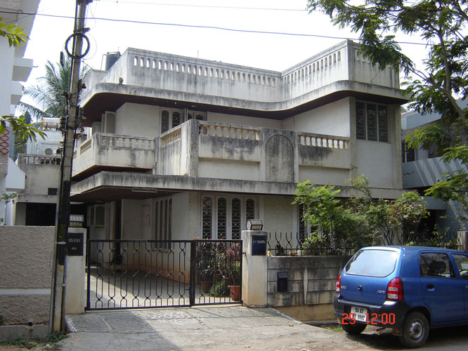 House in Bangalore before renovation