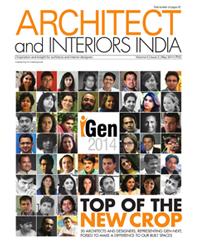 architect & interiors India May 14