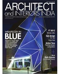 architect & interiors India September 14